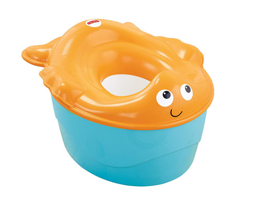 Fisher-Price 3-in-1 Potty, Goldfish Fun