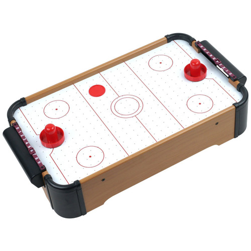 Blazing Air Hockey - Fast Paced Action Game - Lots of Fun For Kids- Durable with Strong High Powered Fan for Blazing Speed