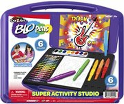 Cra-Z-Art Blo Pens Super Activity Studio