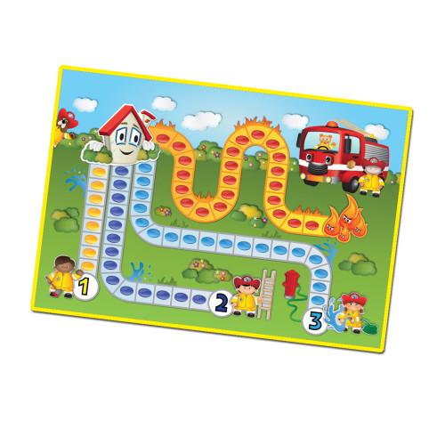 Little Firefighters Board Game