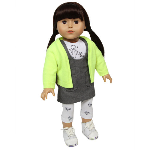 City Girls 18 inch Doll - Layla