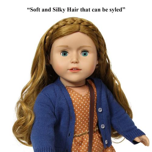 City Girls 18 inch Doll - Madison