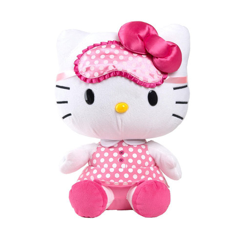 Just Play Hello Kitty Polka Dot Pajamas Jumbo Plush