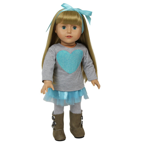 City Girls 18 inch Doll - Jazz