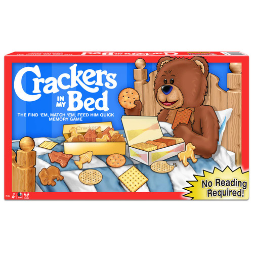 Crackers in My Bed