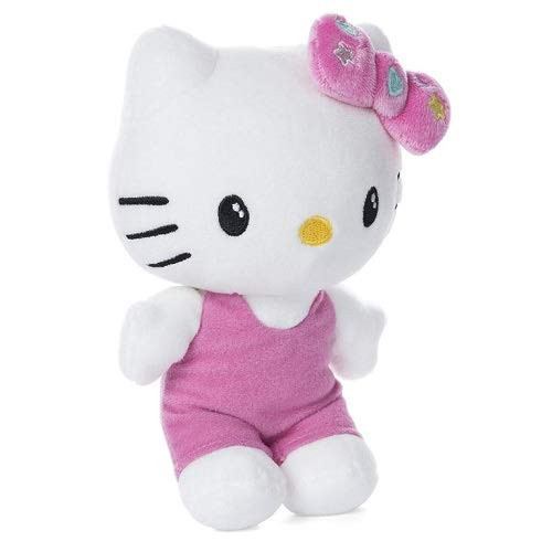 Hello Kitty Pink Outfit, 6""
