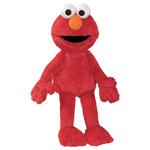 "GUND 6052069 Sesame Street 50th Anniversary Elmo Stuffed Animal Plush, 20"""