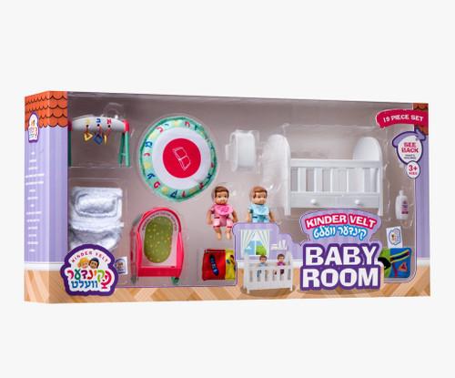 Kindervelt Baby Room Set