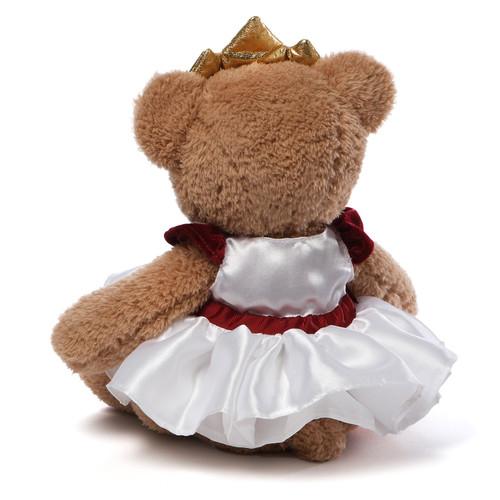 """Gund Twinkle Toes Bear Tan 14"""""""
