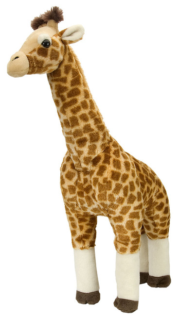 Wild Republic Giraffe Plush, Stuffed Animal, Plush Toy, Gifts for Kids, Cuddlekins 23 Inches