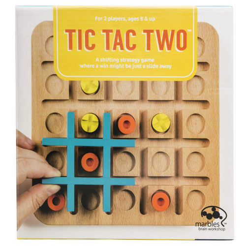 Spin Master Tic Tac Two Game