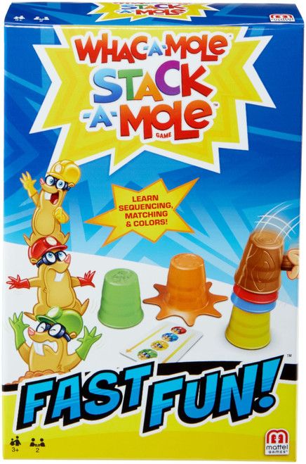 Games Fast Fun Wack A Mole