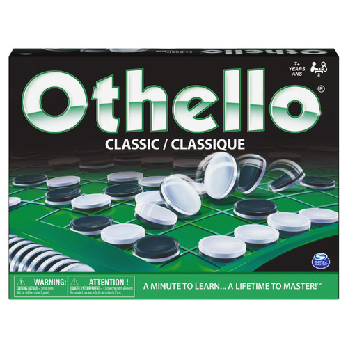 Othello - The Classic Board Game of Strategy