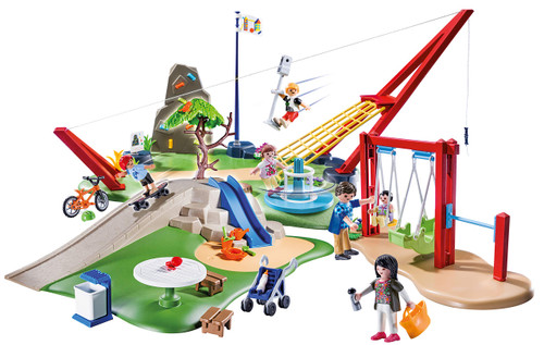 Playmobil Park Playground [Amazon Exclusive]