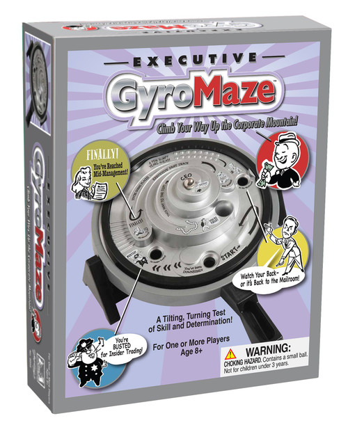 Be Good Company Executive GyroMaze Puzzle