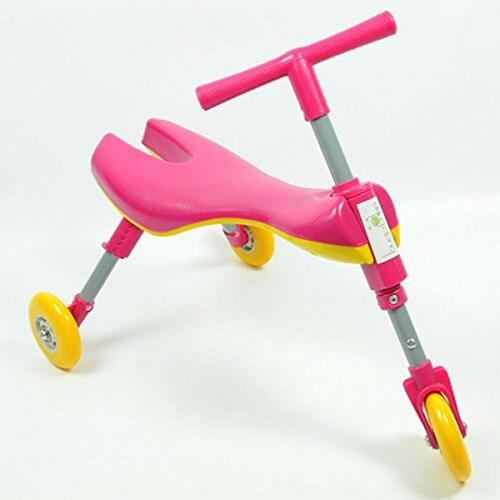 Bugatrike Toddler Foldable Trike (Pink)