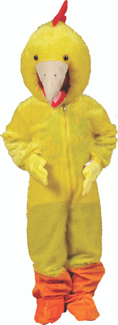 Funny Yellow Chicken Costume By Dress Up America