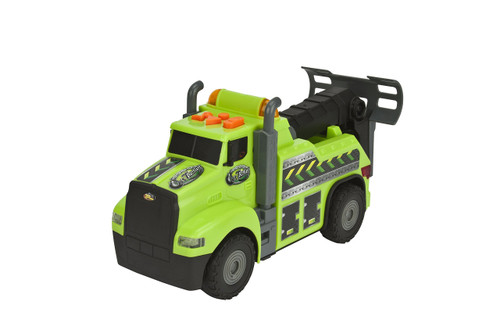 Toy State Road Rippers City Service Fleet Tow Truck