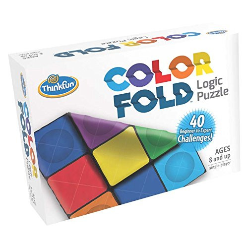 ThinkFun  Color Fold, Multi