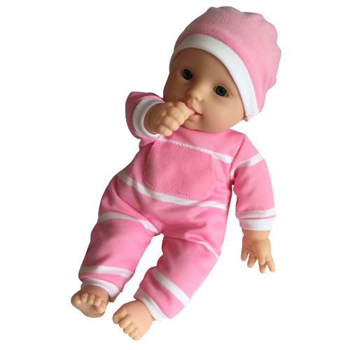 "11 inch Soft Body Doll in Gift Box - Award Winner & Toy 11"" Baby Doll (Caucasian)"