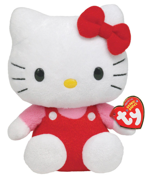Ty Beanie Baby Hello Kitty - Original