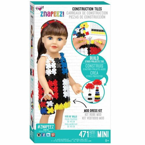 Znapeez! DOLLGEAR Mod Dress Kit