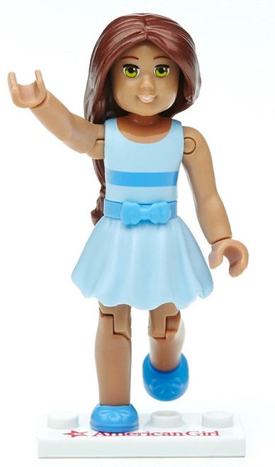 Mega Construx American Girl Series 1 Blue Ribbon Mini Figure