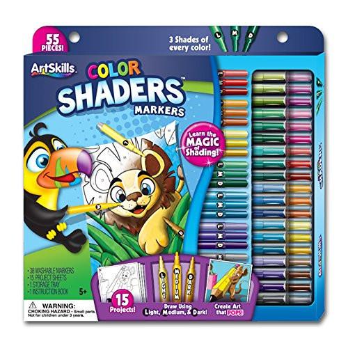 ArtSkills Color Shaders Markers