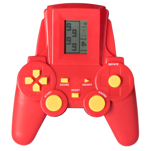 Playkidiz Tetris Brick Handheld Game (Colors May Vary)