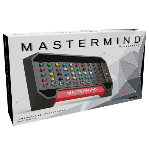 Mastermind Game : The Strategy Game of Codemaker vs. Codebreaker (Packaging May Vary)