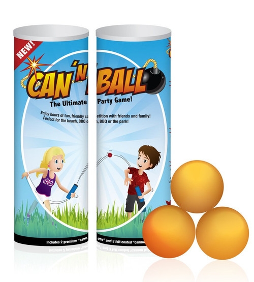 Can'N' Ball Ultimate Tossing Game