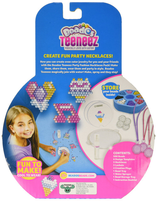 Beados Teeneez Theme Pack - Party Fashion Necklace