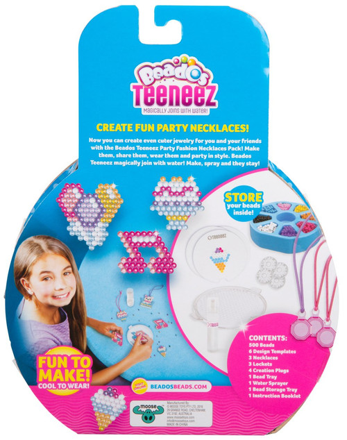 Beados Teeneez Theme Pack - Party Fashion Necklace