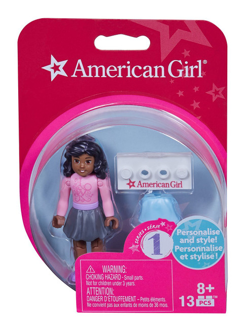 Mega Construx American Girl Series 1 Lovely Sweater Mini Figure