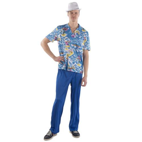 Hawaiian Outfit - Adult Medium