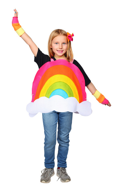 Rainbow Costume - By Dress Up America