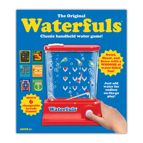 Waterfuls The Original Handheld Game