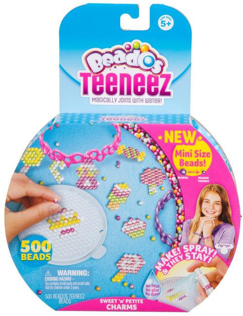 Beados Teeneez Theme Pack - Bracelets - Sweet 'N' Petite Charms