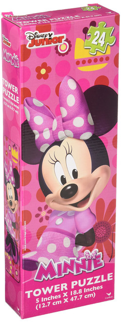 Minnie Mouse Bowtique 24 Piece Tower Puzzle - Assorted Styles