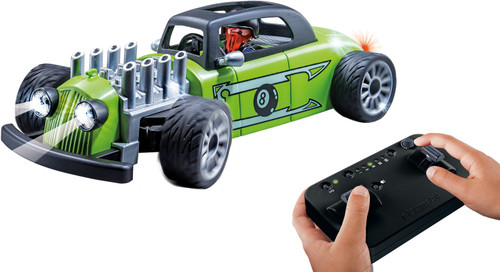 PLAYMOBIL RC Roadster Building Set
