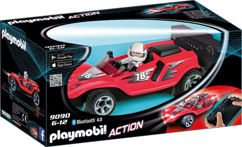 Playmobil RC Rocket Racer Building Set
