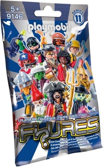 PLAYMOBIL Figures Series 11 Blue Mystery Pack