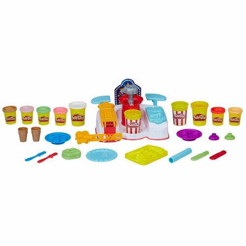 Play-Doh Kitchen Creations Movie Snacks
