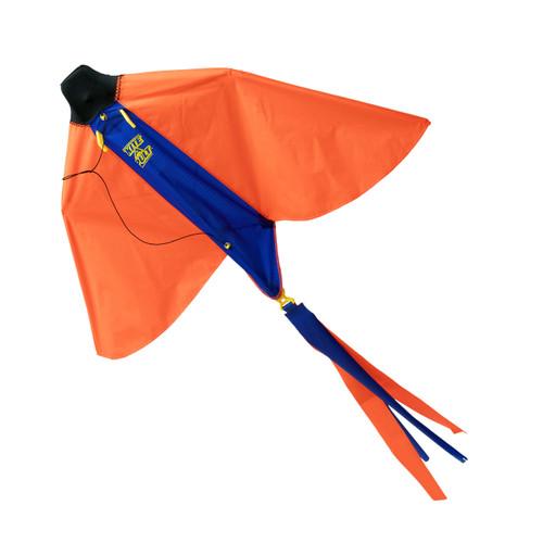 """COOP Kite-a-Pult Launch Toy (2 Piece), Orange, 27.75"""" x 22"""""""