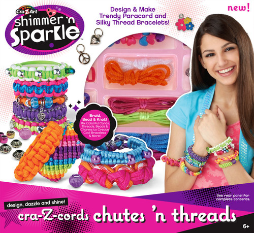 Cra-Z-Art Shimmer and Sparkle Cra-Z-Cordz