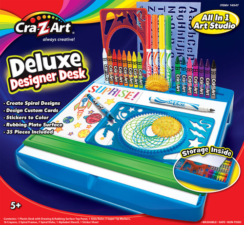 Cra-Z-Art Designer Desk Kit