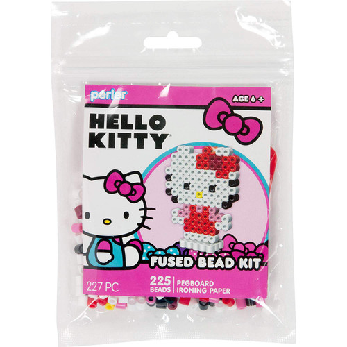 Perler Beads 3D Hello Kitty Kit
