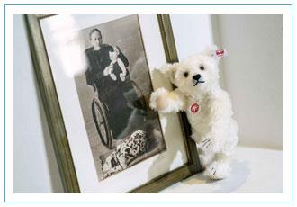 Marguerite of Steiff Teddy Bears