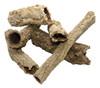 Bulk EXTRA Small Virgin Cork Bark Tubes - 10lbs
