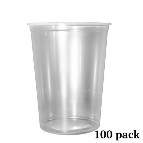 100 - 32 Ounce Cups